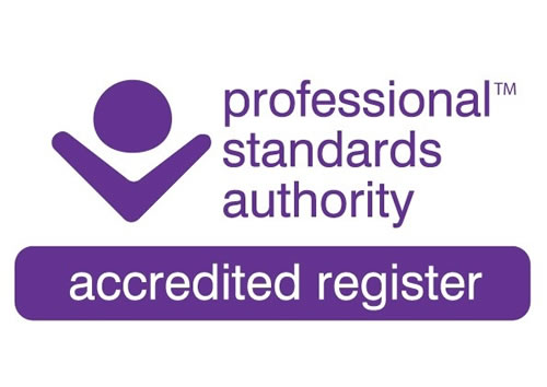 Professional Standards Authority Accredited Registered